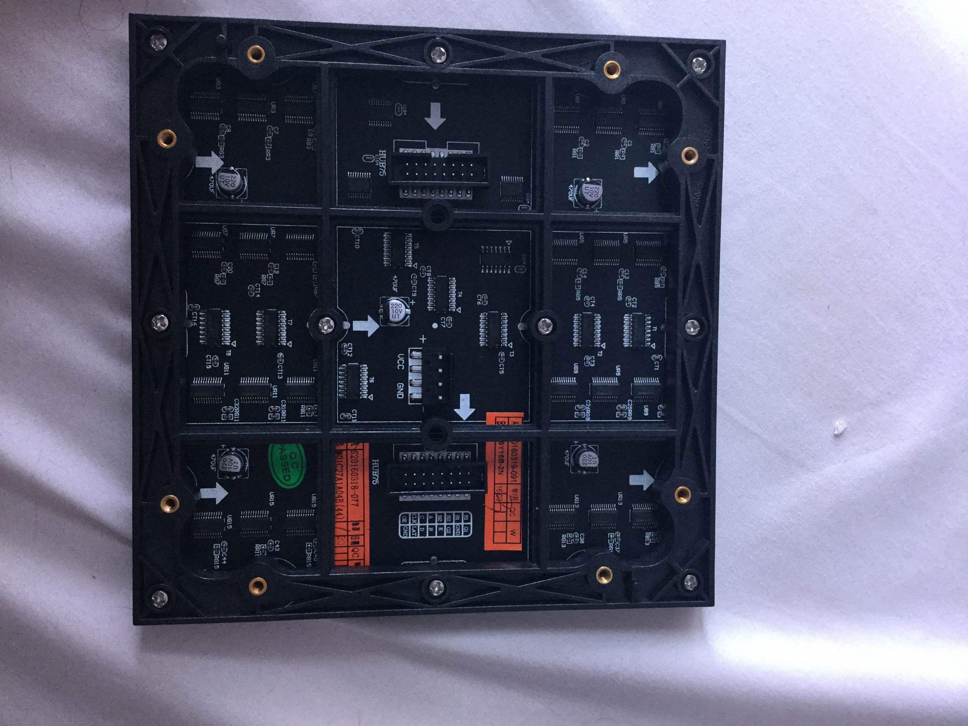 64x64 LED Matrix? - SmartMatrix Community